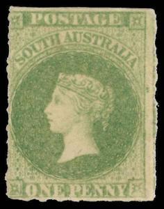 Australia / South Australia Scott 10b Gibbons 14 Mint Stamp
