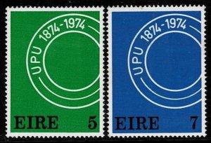Ireland 1974 UPU MNH