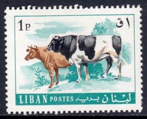 Lebanon - Scott #454 - MNH - SCV $4.00