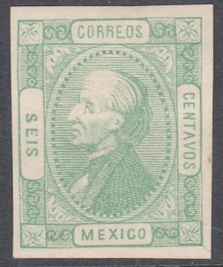 MEXICO  An old forgery of a classic stamp ..................................C869