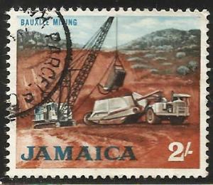 Jamaica 1964 Scott# 228 Used