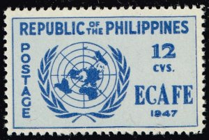 Philippines Stamp  1947 Conference Issue 12c MH/OG stamp