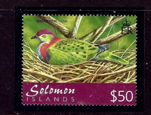 Solomon Is 913A MNH 2001 issue    (ap3793)
