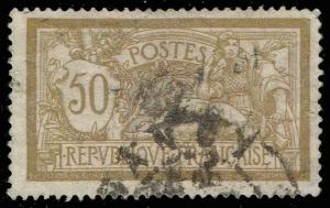 France #123 Liberty and Peace; Used (1.65)