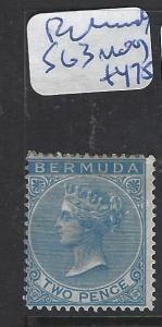 BERMUDA (P0404B) QV 2D  SG 3  MOG