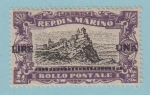 San Marino 91 Postfrisch mit Scharnier Og - keine Fehler Sehr Fein