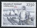 Greenland 462 MNH (2005)