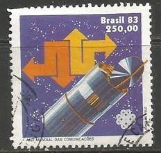 BRAZIL 1856 VFU I564-3