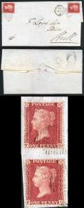 Penny Star (PG and PH) C10 Plate 57 on STUNNING Late fee cover