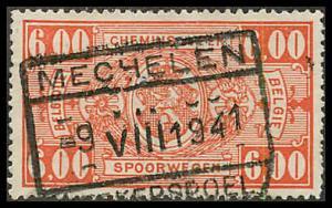 Belgium Q164 Used VF