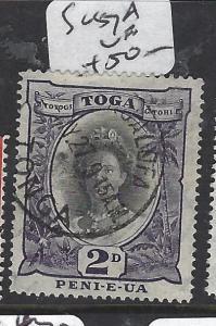 TONGA (P0605B)   2D  SG 57A   VFU