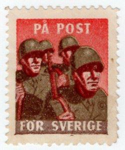 (I.B) Sweden Cinderella : Army Post (Platoon)
