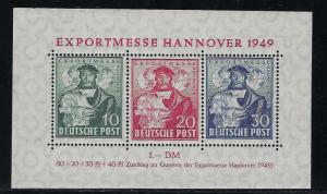 Germany AM-Post Scott # 664a, mint nh, s/s