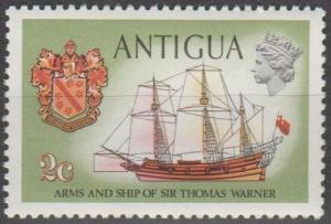 Antigua #242 MNH F-VF  (ST2716)