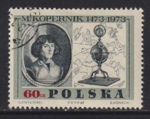 Poland 1660 Nicolaus Copernicus 60GR 1969