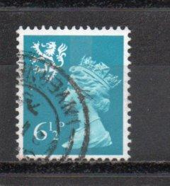 Great Britain - Wales WMMH7 used
