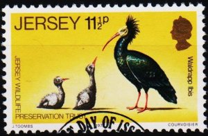 Jersey. 1979 11 1/2p S.G.219 Fine Used