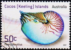 Cocos(Keeling)Islands. 2007 50c Fine Used