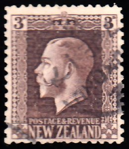 New Zealand Scott 149 Used.