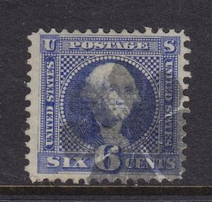 115 VF used neat cancel with nice color cv $ 225 ! see pic !
