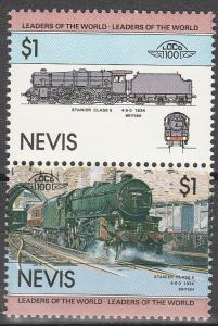 Nevis #211 MNH (K836)