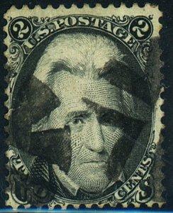 U.S. #73 Used