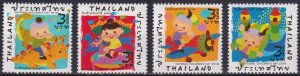 Thailand 2019 Children's Drawings - National Children´s Day  (MNH)  - Childr...