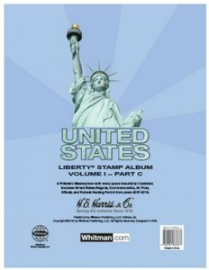 HE Harris USA LIBERTY 1 STAMP PAGES Part C 2007-2016 ( Liberty I - Pages Only)