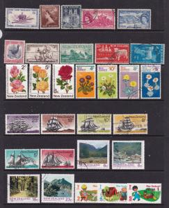 New Zealand a decent collection of sets & pairs QEII era
