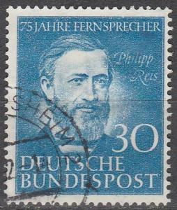 Germany #693 F-VF Used CV $14.00 (C7376)