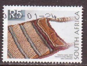 South Africa  #1438  used  (2010)  c.v. $1.50
