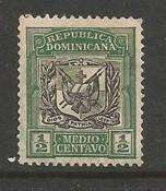 Dominican Republic 172 VFU ARMS 793D-6