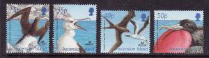 Ascension-SC#785-8-unused NH set-Birdlife International Worl