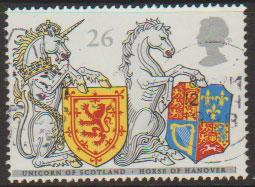 Great Britain SG 2030 Fine Used