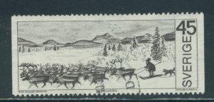 Sweden 856  Used (7