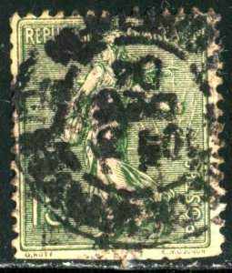 FRANCE #139 , USED - 1903 - FRAN163NS9