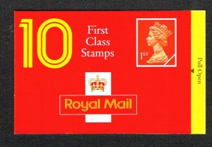 Great Britain Booklet SG HD5