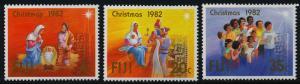 Fiji 477-9 MNH Christmas