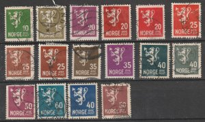Norway Used Lot 1