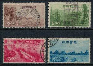 Japan #450-3  CV $13.85