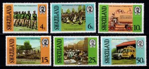 Swaziland 1978 Tenth Anniversary of Independence, Set [Unused]