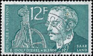 Saar 1958 Sc 312 UVF Rudolf Diesel