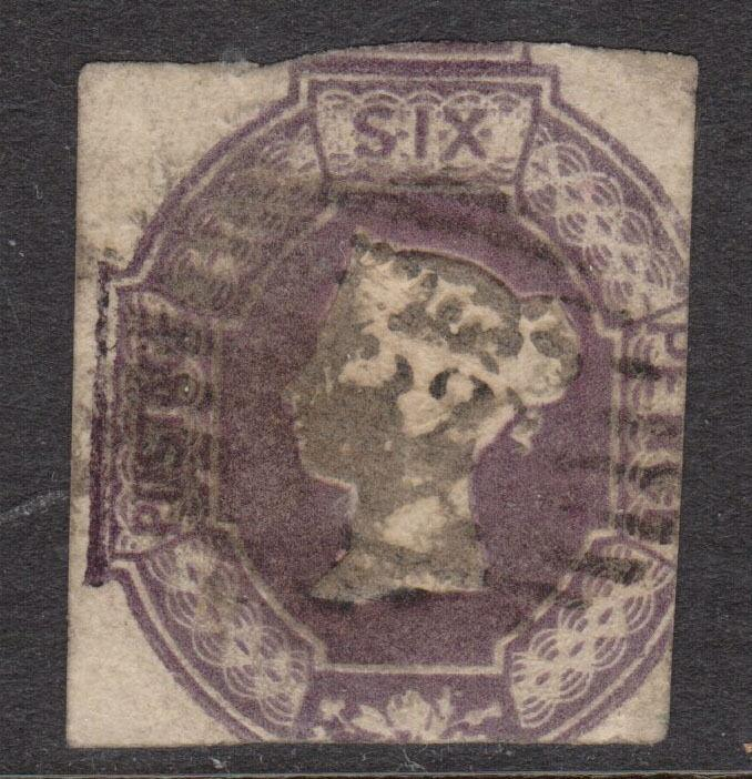 Great Britain #7 Used