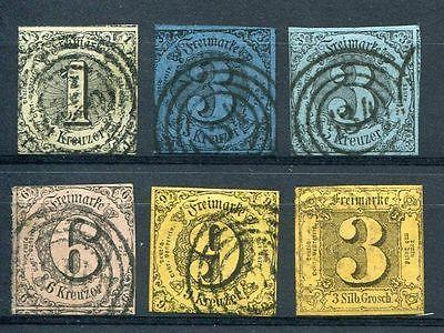 Thurn & Taxis  Northern  District  Used lot  HICV