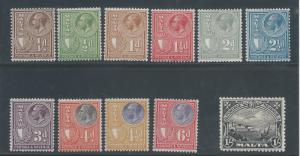 Malta 131-41 LH