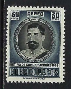 CUBA C133 MOG R4-136