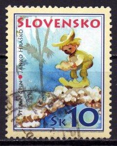 Slovakia. 2007. 557. fairy tales. USED.