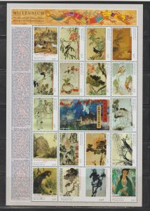 Dominica SC 2249-2252  Mint Never Hinged