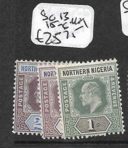 NORTHERN NIGERIA (P1309B) KE  SG 13, 15-6  MOG
