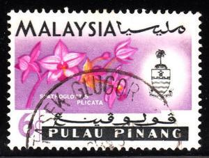 Malaya - Penang 70 - used